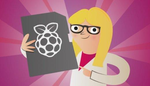 小学一年生から始める Raspberry Pi ! Scratch とか Minecraft とか その③ Raspbian のインストール