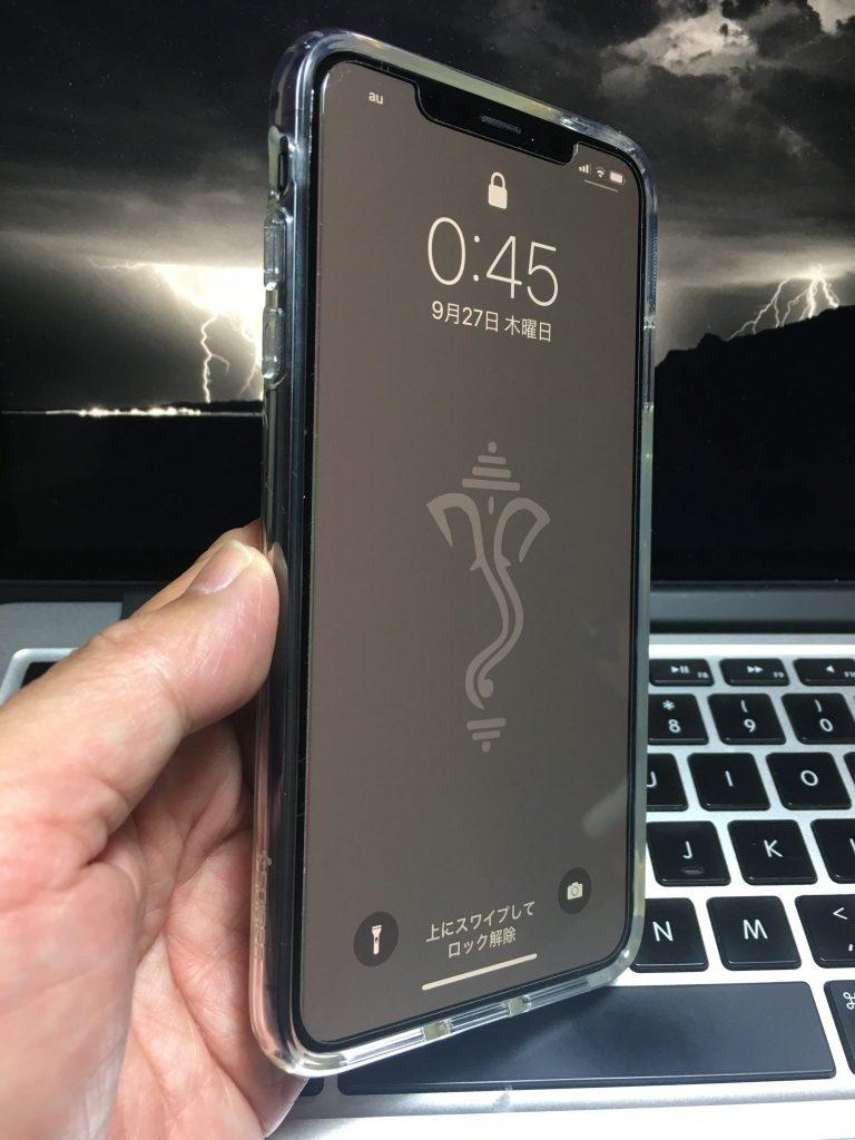 2c7a5eb67c Spigen 】おすすめ! iPhone XS Max クリアケース リキッドクリスタル を ...
