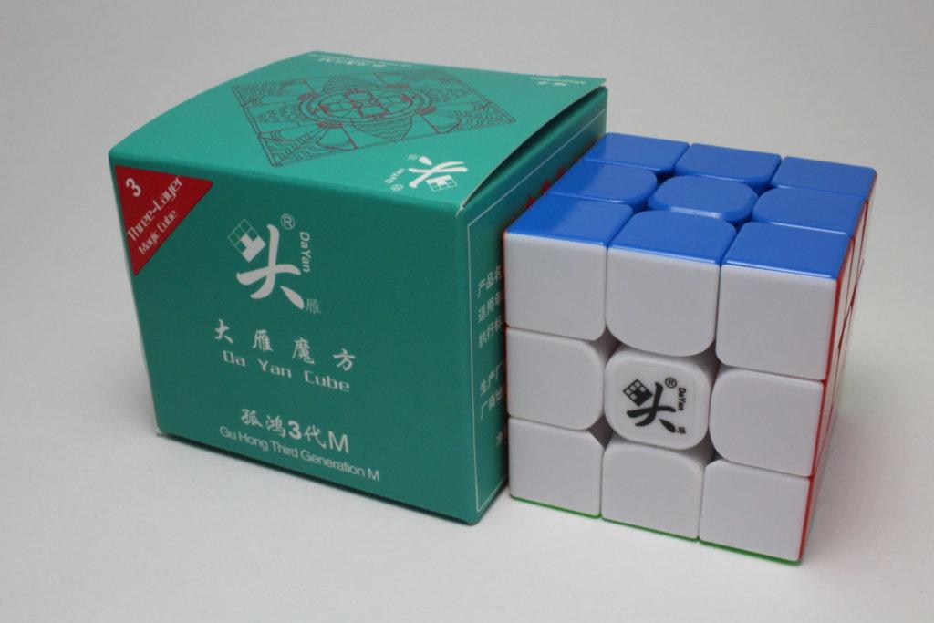 DaYan GuHong 3x3x3 V3 M Stickerless の商品紹介②