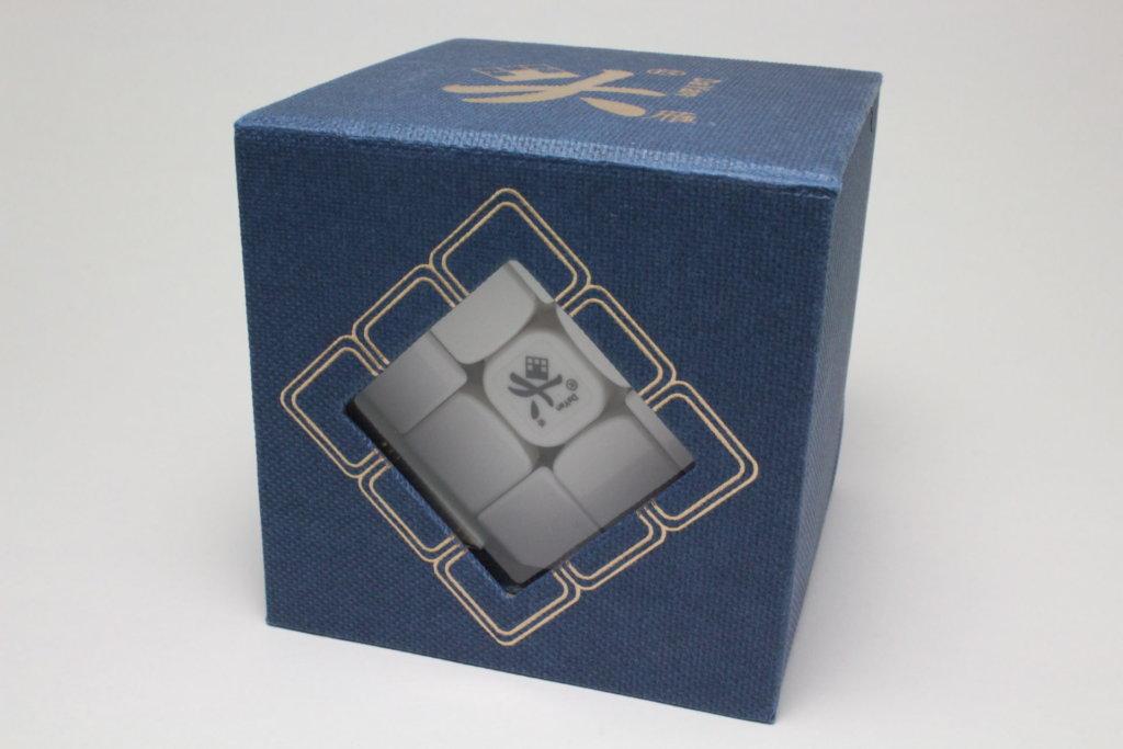 DaYan TengYun 3x3x3 M Stickerless の商品紹介②