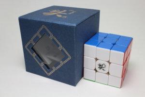 DaYan TengYun 3x3x3 M Stickerless の商品紹介③