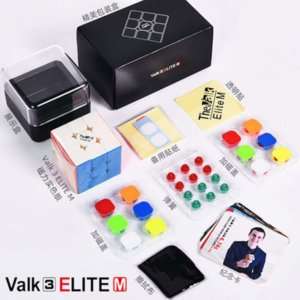 QiYi Valk 3 Elite M Stickerless の商品紹介②