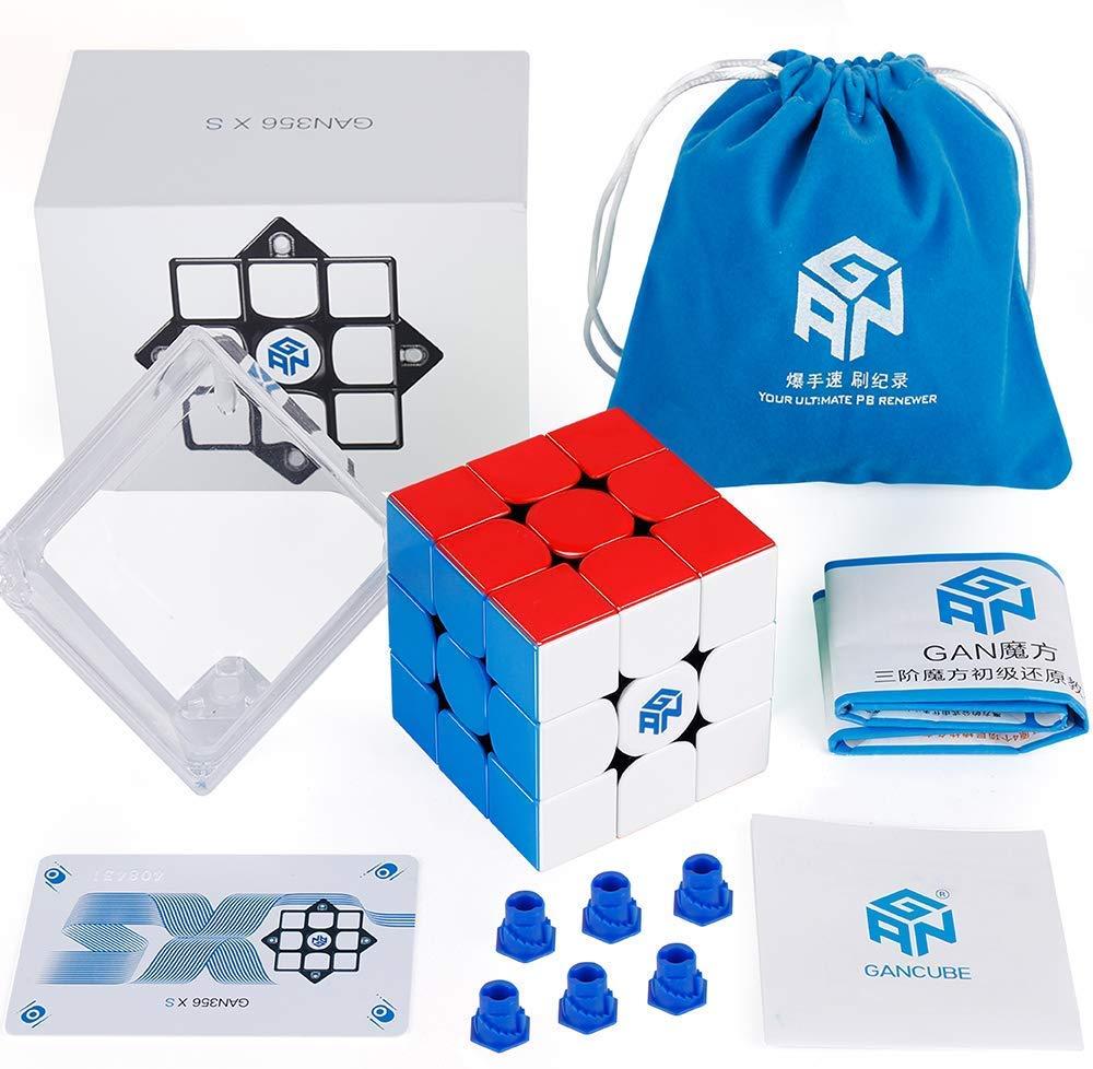GAN356 XS Stickerless の商品紹介①