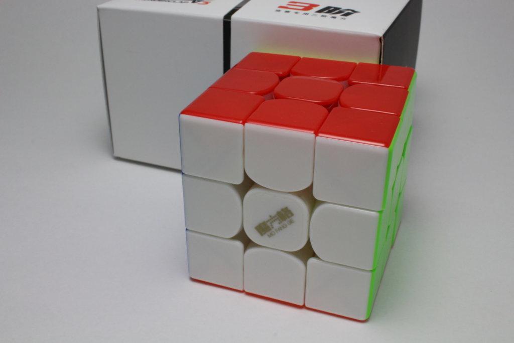 QiYi Thunderclap 3x3x3 V3 M Stickerless  の商品紹介③