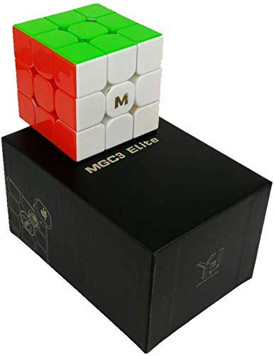 YJ MGC 3x3x3 Elite Stickerless の紹介②
