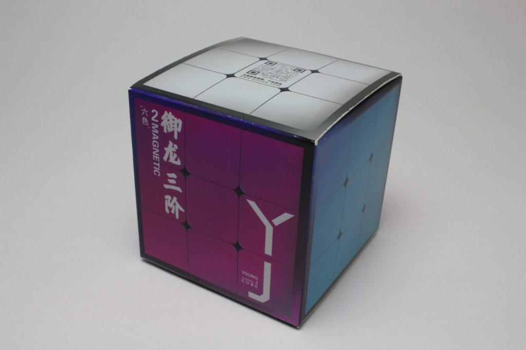 YJ YuLong 3x3x3 V2 M Stickerless の商品紹介①