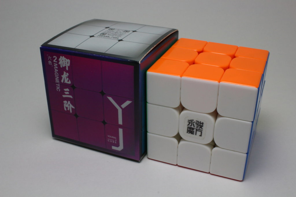 YJ YuLong 3x3x3 V2 M Stickerless の商品紹介②