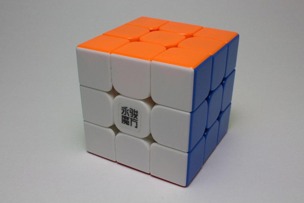 YJ YuLong 3x3x3 V2 M Stickerless の商品紹介③