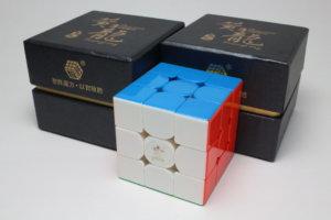 YuXin HuangLong 3x3x3 M Stickerless の商品紹介②