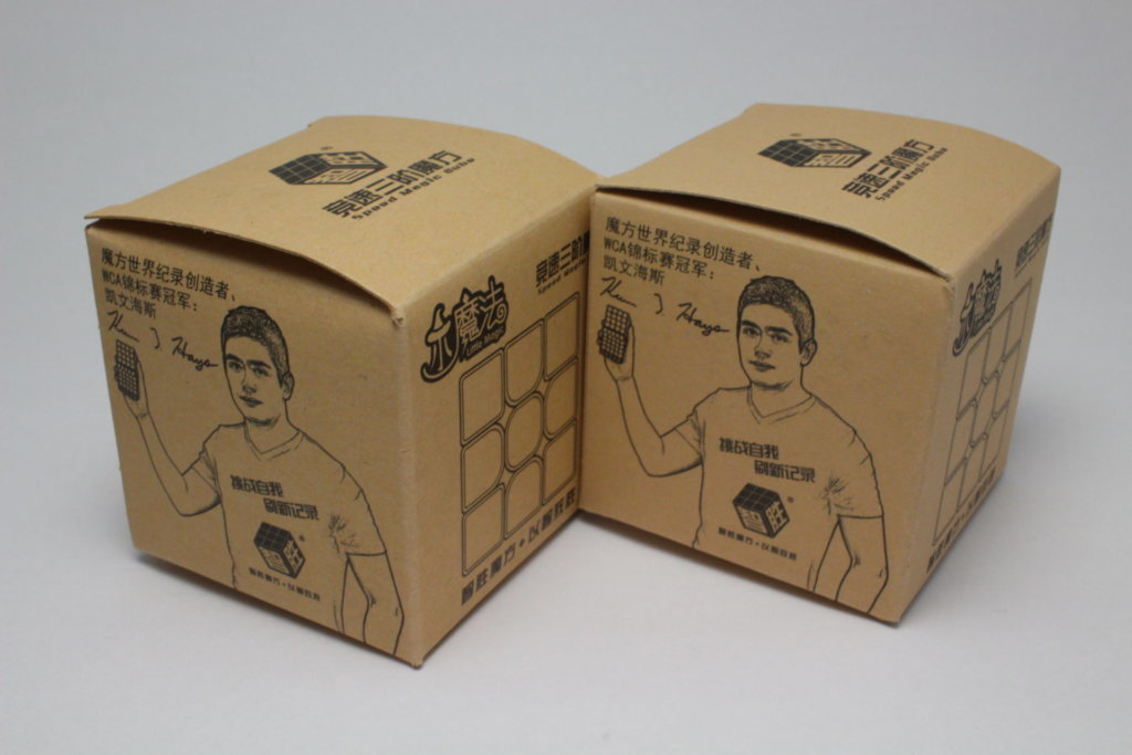 YuXin Little Magic 3x3x3 Stickerless の商品紹介①