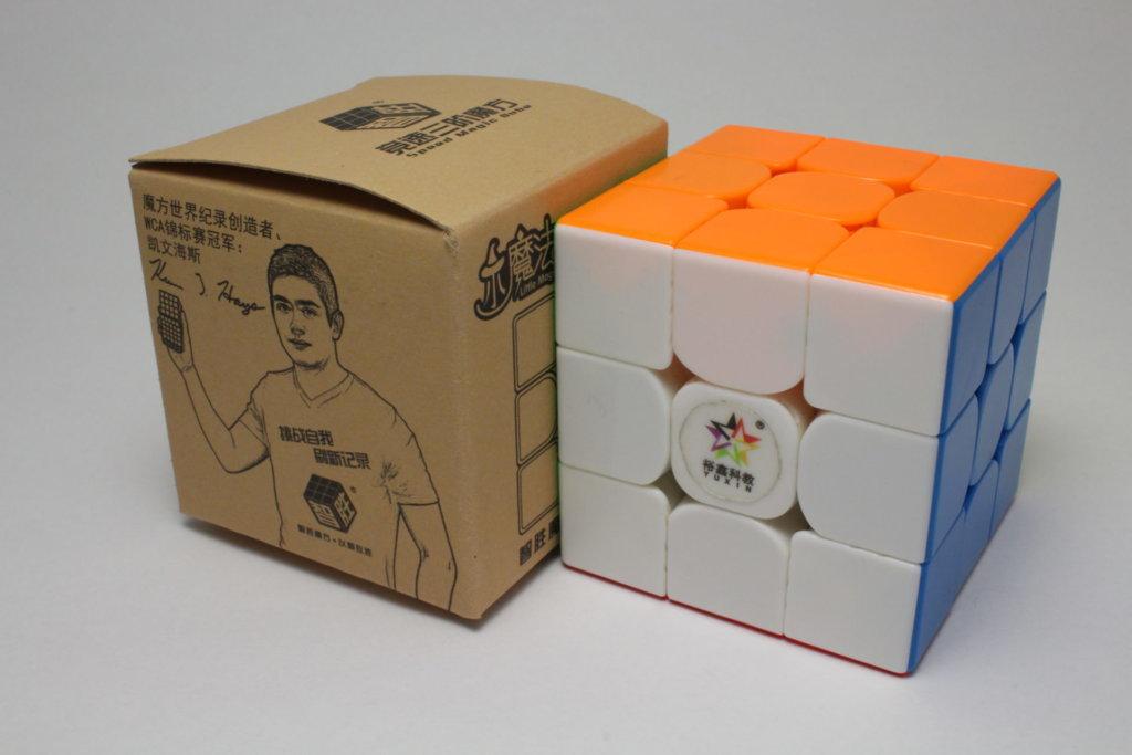 YuXin Little Magic 3x3x3 Stickerless の商品紹介②