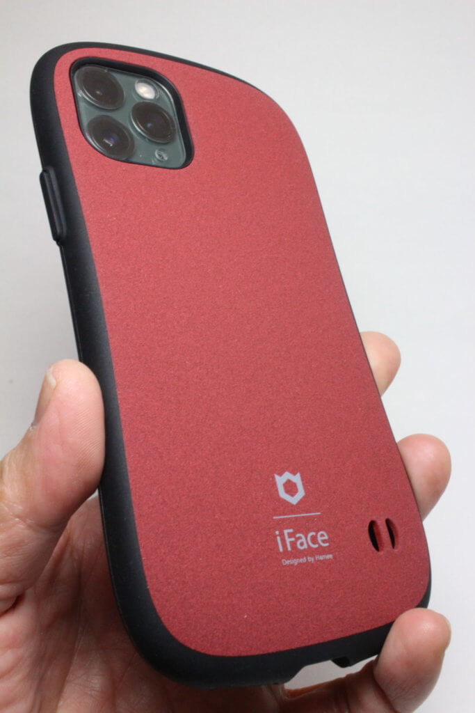 iFace First Class Sense for iPhone 11 Pro その1