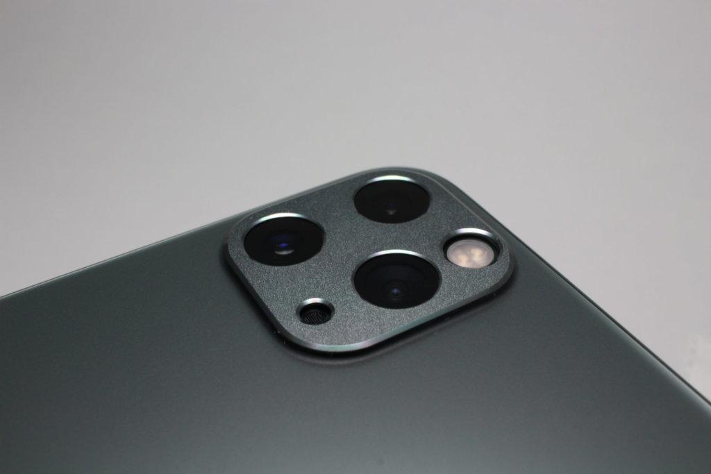 NIMASO カメラカバー細部の確認・デザインその④
