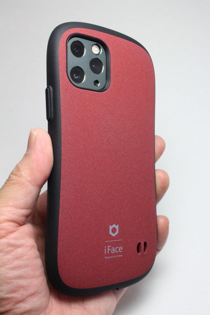 NIMASO カメラカバーiFace First Class Sense for iPhone 11 との組み合わせその②