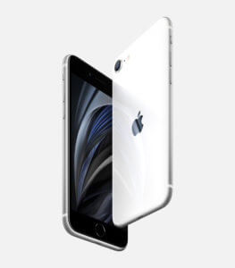 iPhone SE 2020 デザイン確認写真