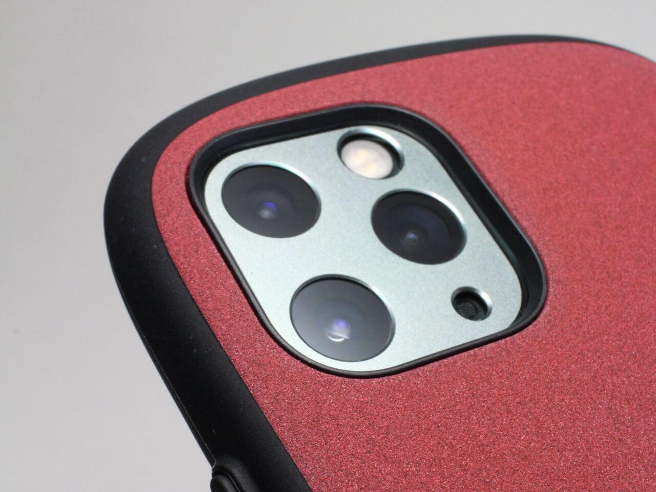 NIMASO カメラカバーiFace First Class Sense for iPhone 11 との組み合わせその③
